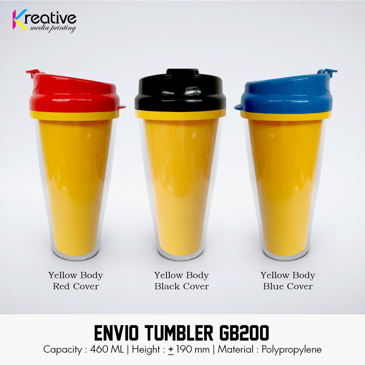 Envio Tumbler  GB200 Technoplast (3)