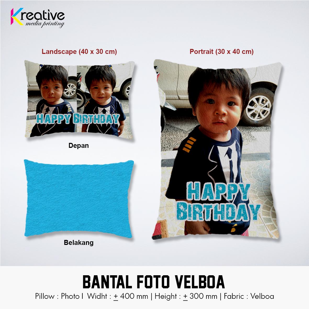 Bantal Foto Velboa (2)