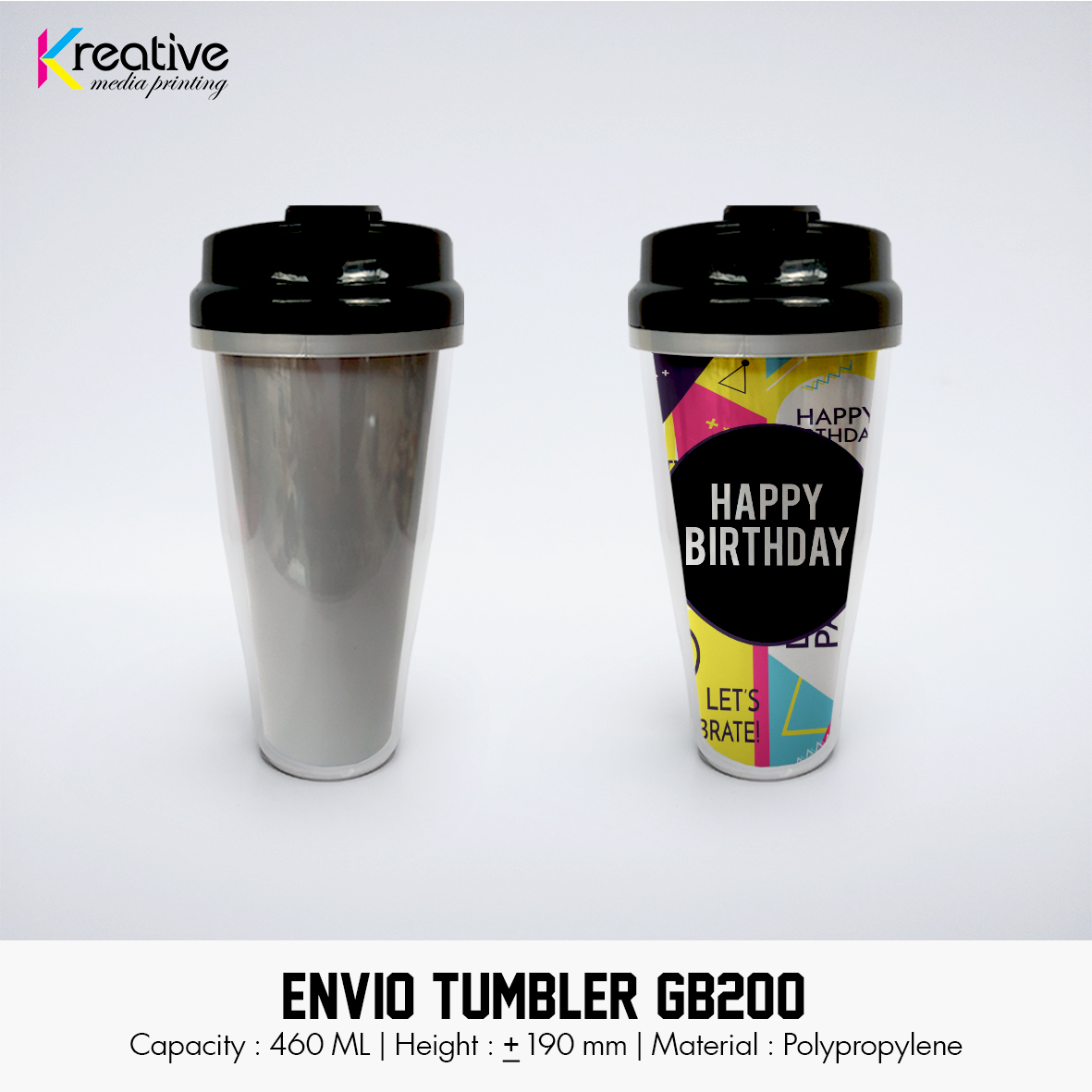 Envio Tumbler  GB200 Technoplast (1)