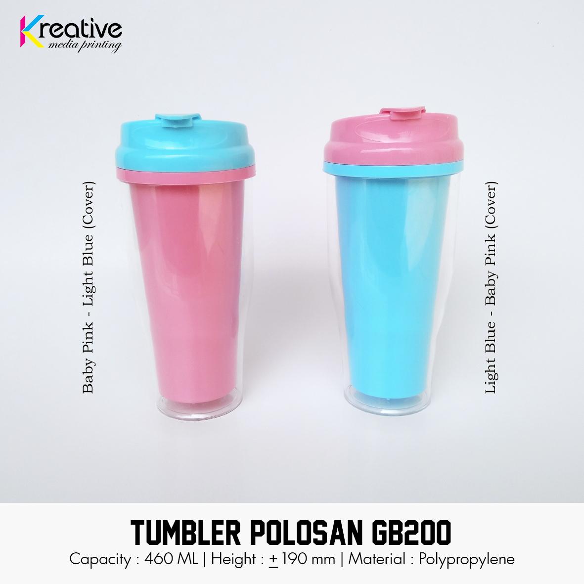 Tumbler Polosan GB200 Technoplast (3)